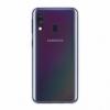 Gumové pouzdro na Samsung Galaxy A40 transparentní