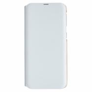 Samsung flipový kryt pro Galaxy A40 bílý