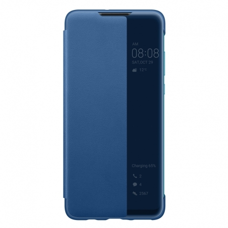 Huawei Smart View Cover na P30 Lite modrý