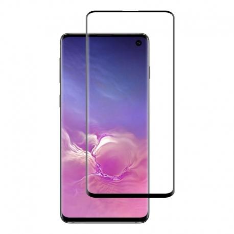 Ochranní sklo na Samsung Galaxy S10 černé