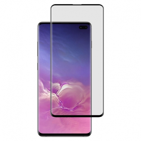 Ochranné sklo na Samsung Galaxy S10+ čierne