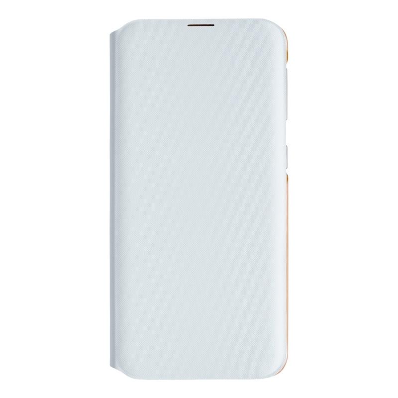 Samsung Flip Cover EF-WA202PW kryt na Galaxy A20e biely