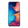 Samsung EF-AA202CP Gradation cover kryt na Galaxy A20e ružový