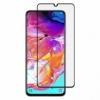 Ochranní sklo pro Samsung Galaxy A70 černé