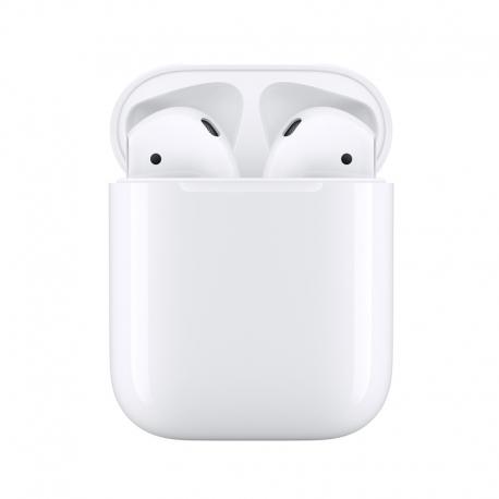 Apple Airpods 2. generace s nabíjecím pouzdrem