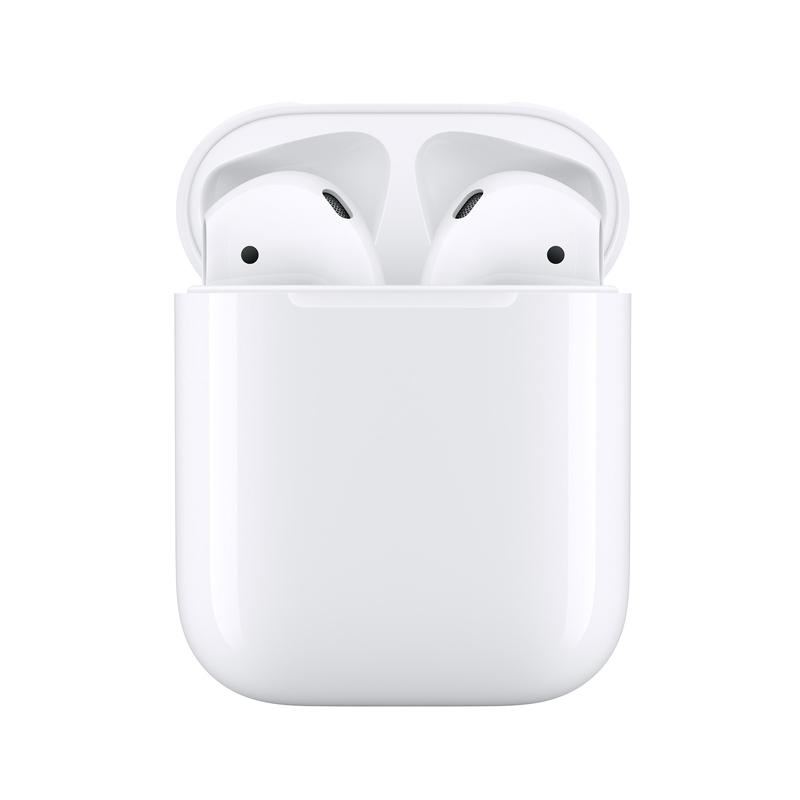 Apple AirPods s nabíjacím puzdrom