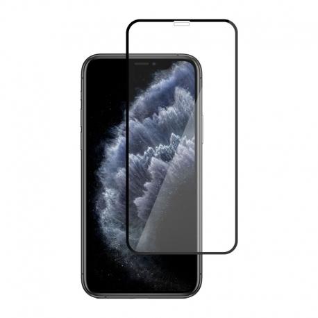 Ochranné sklo na Apple iPhone 11 Pro čierne