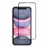 Ochranní sklo pro Apple iPhone 11 černé