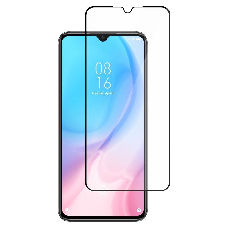 Ochranní sklo pro Xiaomi Mi 9 Lite černé
