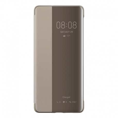 Huawei Smart View Cover na P30 Pro khaki