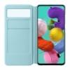 Samsung S-View Cover na Galaxy A51 černý