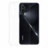 Gumové pouzdro na Huawei Nova 5T transparentní