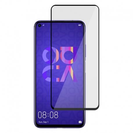 Ochranné sklo na Huawei Nova 5T čierne