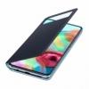 Samsung S-View Cover na Galaxy A71 černý