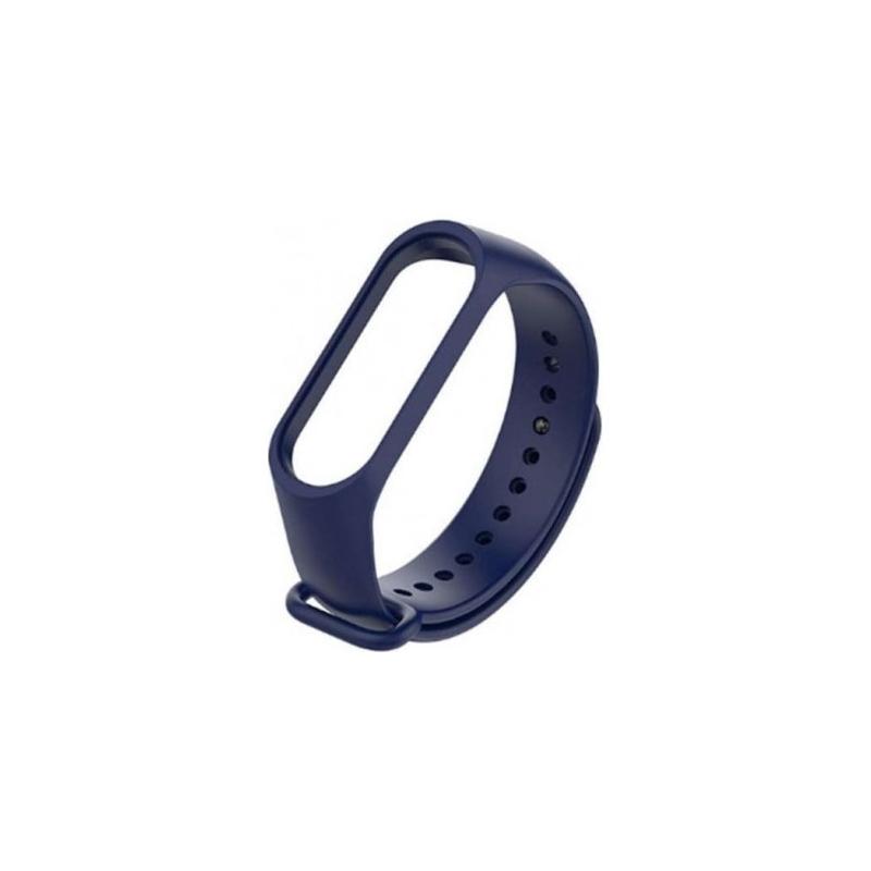Xiaomi Mi Smart Band 3 náhradní řemínek modrý
