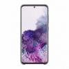 Samsung Silicone Cover EF-PG980TJ kryt na Galaxy S20 šedý