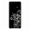 Samsung Silicone Cover pro Galaxy S20 Ultra šedý