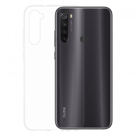 Gumové pouzdro na Xiaomi Redmi Note 8T transparentní