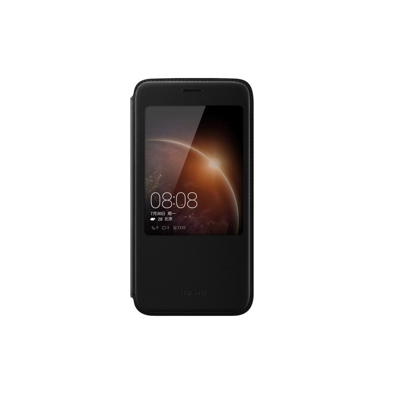 Huawei Smart cover puzdro na G8 čierne