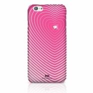 White Diamonds Heartbeat kryt Apple iPhone 6 růžový