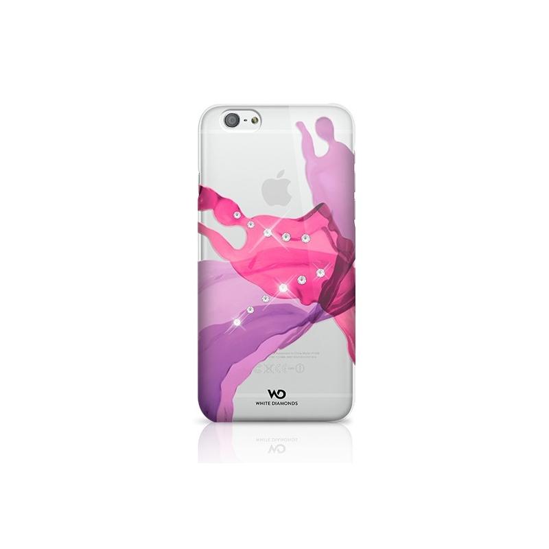 White Diamonds Liquids kryt Apple iPhone 6 růžový