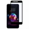 Ochranné sklo na LG K11 čierne