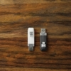 Leef iBridge USB kľúč 16GB s lightning konektorom čierny