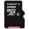 SanDisk Micro SDHC Card 64GB class 10 bez adaptéru