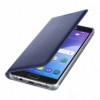 Samsung Flip Cover EF-WA510PB kryt na Galaxy A5 2016 čierny