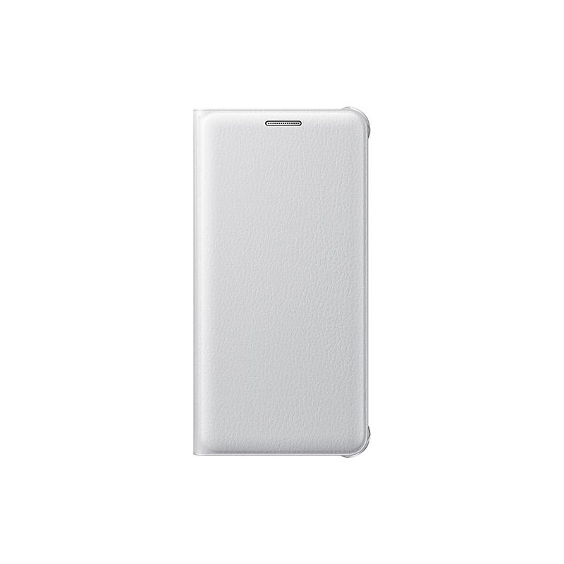Samsung flipový kryt pro Samsung Galaxy A3 2016 bílý