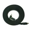 HDMI plochý kabel s přímým a zahnutým konektorem (nahoře) 3m