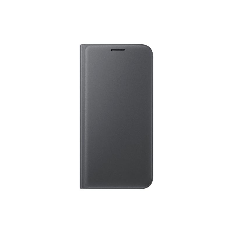 Samsung Flip Cover EF-WG930PB kryt na Galaxy S7 čierny