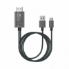 USB Typ-C / HDMI kabel s USB nabíjením