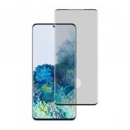 Ochranné sklo na Samsung Galaxy S20+ čierne