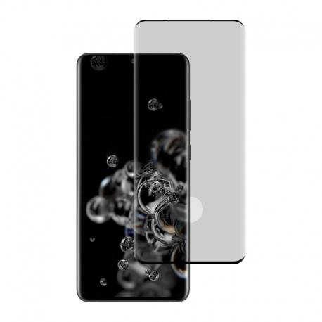 Ochranné sklo na Samsung Galaxy S20 Ultra čierne