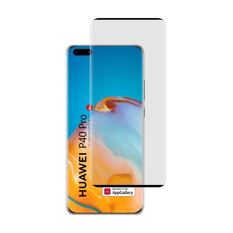 Ochranné sklo na Huawei P40 Pro čierne