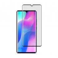 Ochranní sklo pro Xiaomi Mi Note 10 Lite černé