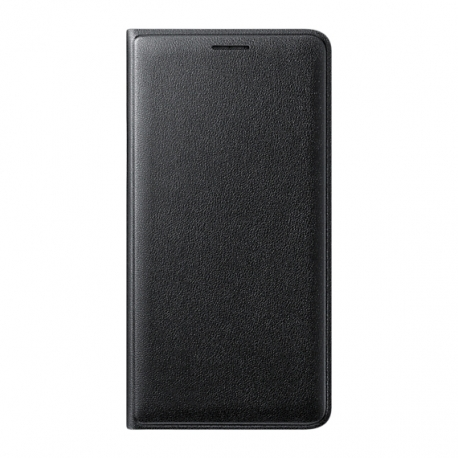 Samsung Flip Cover EF-WJ320PB kryt na Galaxy J3 čierny