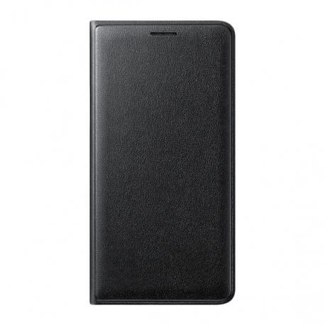 Samsung flipový kryt pro Samsung Galaxy J3 černý