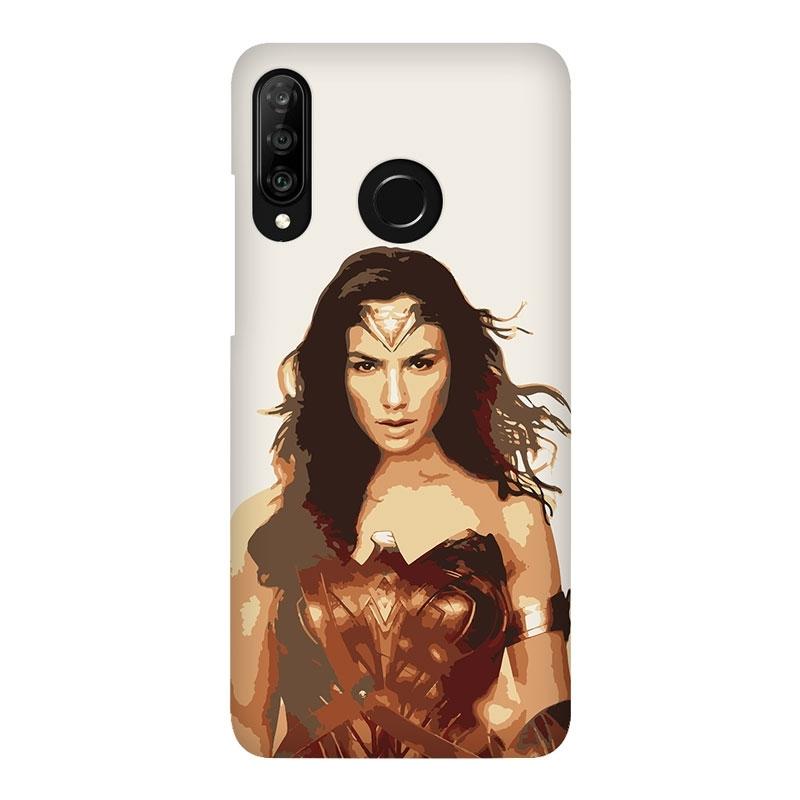 Kryt na mobil Wonder Woman