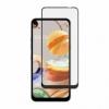 Ochranné sklo na LG K61 čierne