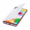 Samsung S-view cover EF-EA415PW na Galaxy A41 biely