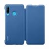 Huawei Flip cover puzdro na P30 Lite modré