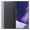 Samsung EF-ZN985CBE Clear View Cover puzdro na Galaxy Note20 Ultra čierny