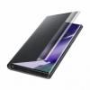 Samsung Clear View Cover pro Galaxy Note20 Ultra černý