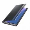 Samsung EF-ZN980CBE Clear View Cover puzdro na Galaxy Note20 čierny