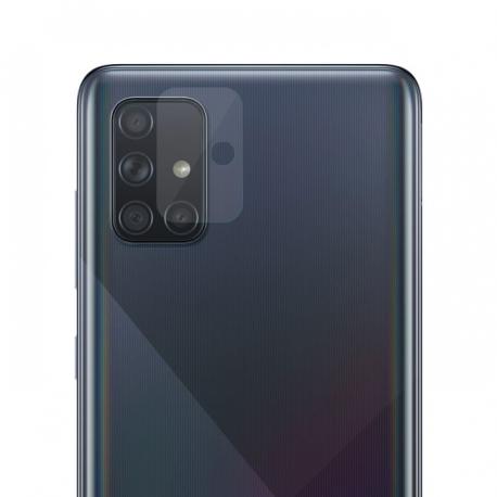 Ochranní sklo na zadní kameru pro Samsung Galaxy A71