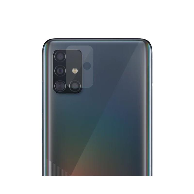 Ochranné sklo na kameru na Samsung Galaxy A51