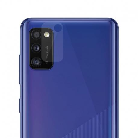 Ochranné sklo na kameru na Samsung Galaxy A41