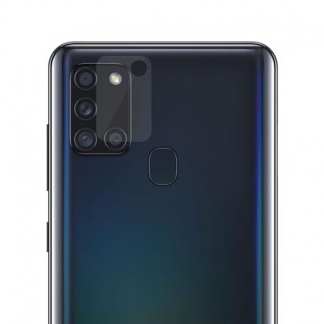 Ochranné sklo na kameru na Samsung Galaxy A21s